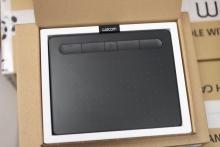 Tablet graficzny Wacom Intuos Pen S (A6) CTL-4100KN czarny (po zwrocie) + kurs obsługi PL