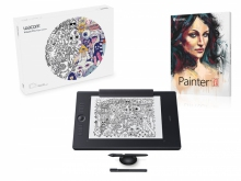 Tablet graficzny Wacom Intuos Pro Large Paper + Corel Painter 2018