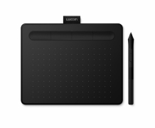 Tablet graficzny Wacom Intuos Pen S (A6) CTL-4100KN czarny + program + kurs obsługi PL