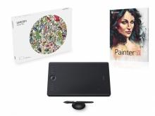 Tablet graficzny Wacom Intuos Pro Medium + Corel Painter 2018