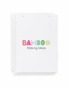 Notatnik A4 dla Bamboo Folio / Slate (komplet 3 sztuk)