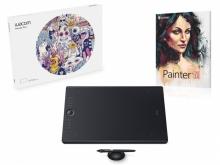 Tablet graficzny Wacom Intuos Pro Large + Corel Painter 2018