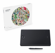 Tablet graficzny Wacom Intuos Pro Medium (PTH-660-N). Wypożyczalnia - egzemplarz demo.