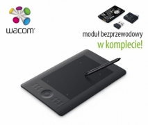 Tablet Intuos Pro S (A6) (PTH-451)  Wypożyczalnia - egzemplarz demo.