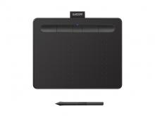 Tablet graficzny Wacom Intuos Pen S (A6) CTL-4100KN czarny + kurs obsługi PL