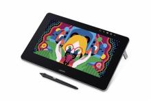 Tablet graficzny LCD Wacom Cintiq Pro 13 (DTH-1320) Wypożyczalnia – egzemplarz demo.