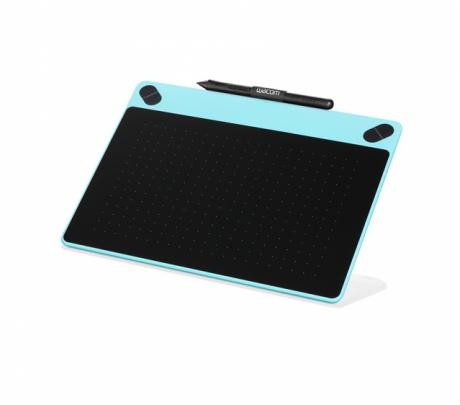 Tablet Wacom Intuos Art M CTH-690AB niebieski + kurs PL