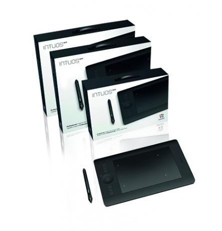 Tablet graficzny Wacom Intuos Pro S (A6) (PTH-451-RUPL)