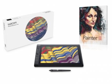 MobileStudio Pro 13 (512 GB, i7, Win10Pro) + Podstawa + Corel Painter 2018