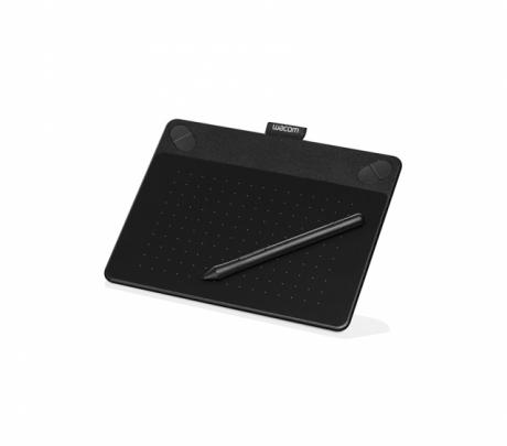 Tablet graficzny Wacom Intuos Comic S (A6) CTH-490CK czarny + oprogr. + kurs obsługi PL