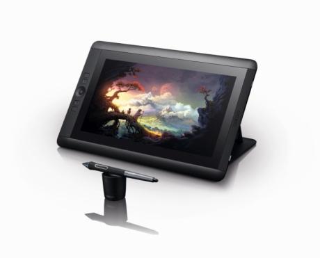 Tablet LCD Cintiq 13HD Creative Pen (DTK-1300). Wypożyczalnia - egzemplarz demo.
