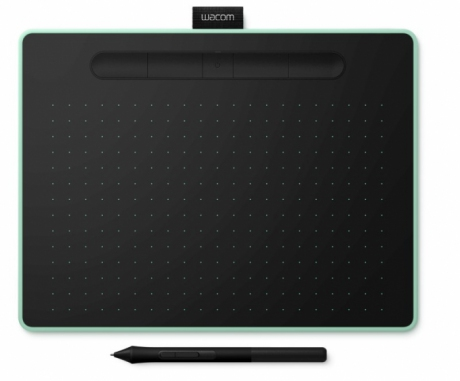 Tablet Wacom Intuos Pen Bluetooth M CTL-6100WLKN czarny. Wypożyczalnia - egzemplarz demo.