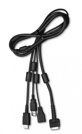 Kabel 3 w 1 do tabletu Cintiq 16 (ACK43912Z)
