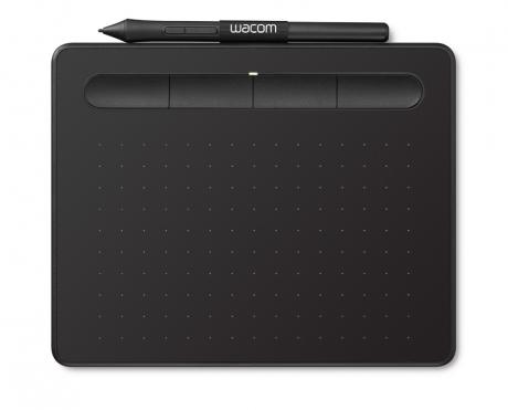 Tablet Wacom Intuos Pen S CTL-4100KN czarny + program + kurs PL. Wypożyczalnia - egzemplarz demo.