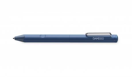 Piórko Bamboo Stylus fineline 3 niebieski (CS-610CB).