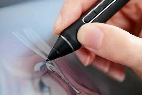 Tablet LCD Wacom Cintiq 16 DTK1660K0B. Wypożyczalnia – egzemplarz demo.
