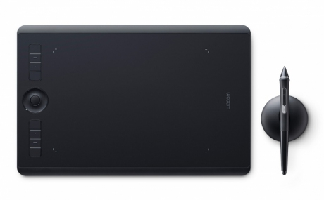 Tablet Intuos Pro Medium (PTH-660-N). Wypożyczalnia - egzemplarz demo.
