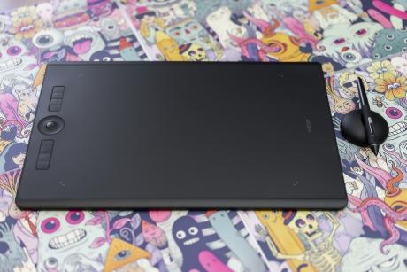 Tablet Wacom Intuos Pro Large Paper PTH-860P-N (uszkodzone opakowanie)
