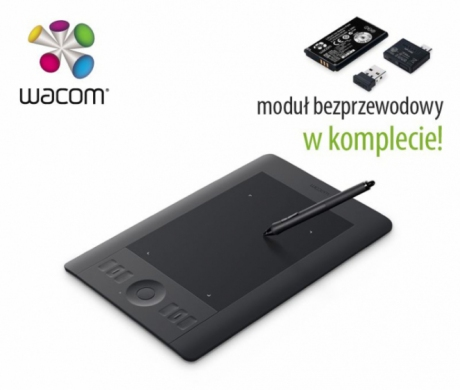 Tablet Wacom Intuos Pro S (PTH-451-RUPL) - OUTLET
