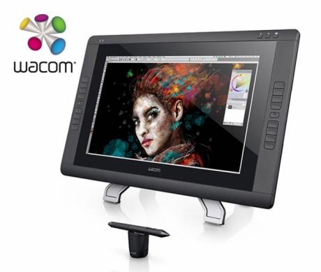 Tablet graficzny LCD Wacom Cintiq 22HD Touch (DTH-2200) + kurs obsługi PL