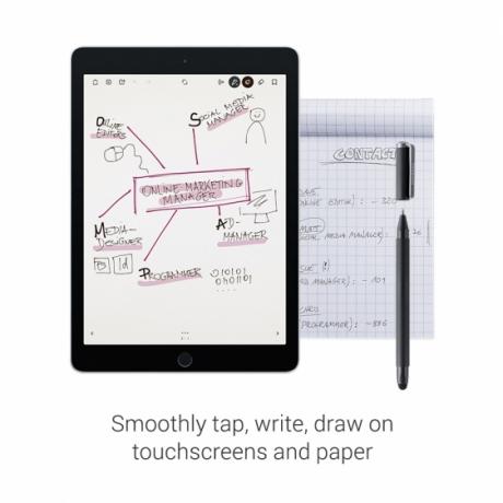 Piórko Bamboo Stylus Duo4 (CS-191). Tablety i smartfony z ekranem pojemnościowym. WACCS191