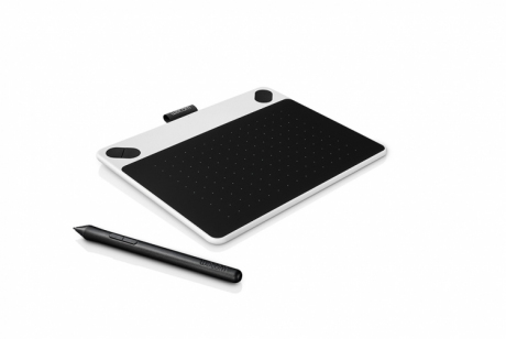 Tablet Wacom Intuos Draw S CTL-490DW biały + kurs PL