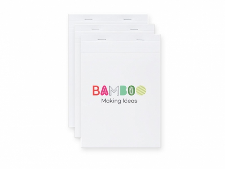 Notatnik A5 dla Bamboo Folio / Slate / Spark (komplet 3 sztuk)