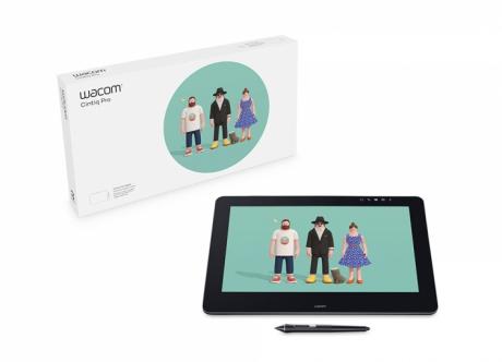 Tablet LCD Wacom Cintiq Pro 16 4K (DTH-1620)