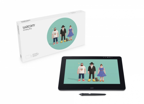 Tablet LCD Wacom Cintiq Pro 16 4K (DTH-1620A)