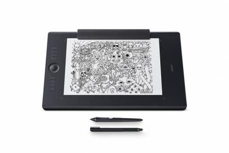 Tablet Intuos Pro Large Paper (PTH-860-PN). Wypożyczalnia - egzemplarz demo.