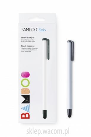 Piórko Bamboo Stylus Solo4 (CS-190). Tablety i smartfony z ekranem pojemnościowym.