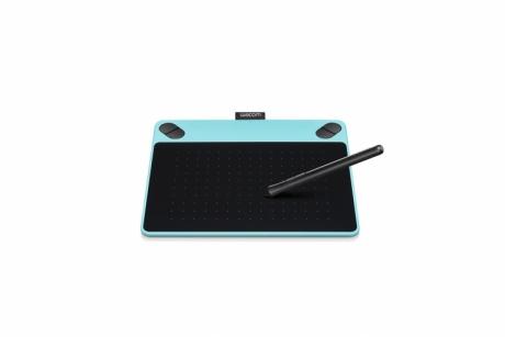 Tablet piórkowy Intuos Draw S (CTL-490). Wypożyczalnia - egzemplarz demo.