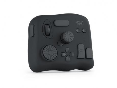 Kontroler foto-wideo TourBox Neo. Wypożyczalnia – egzemplarz demo.