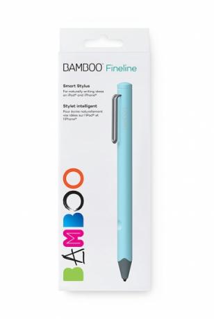 Piórko Bamboo Stylus fineline 3 jasnoniebieski (CS-610CM).