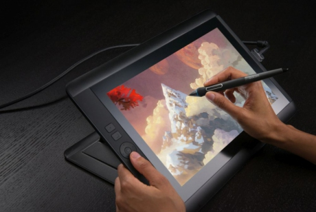 Tablet graficzny LCD Wacom Cintiq 13HD (DTK-1300) - outlet