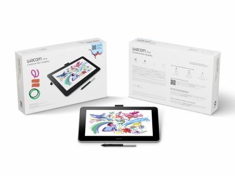 Tablet graficzny LCD 13,3 cala Wacom One (DTC133)